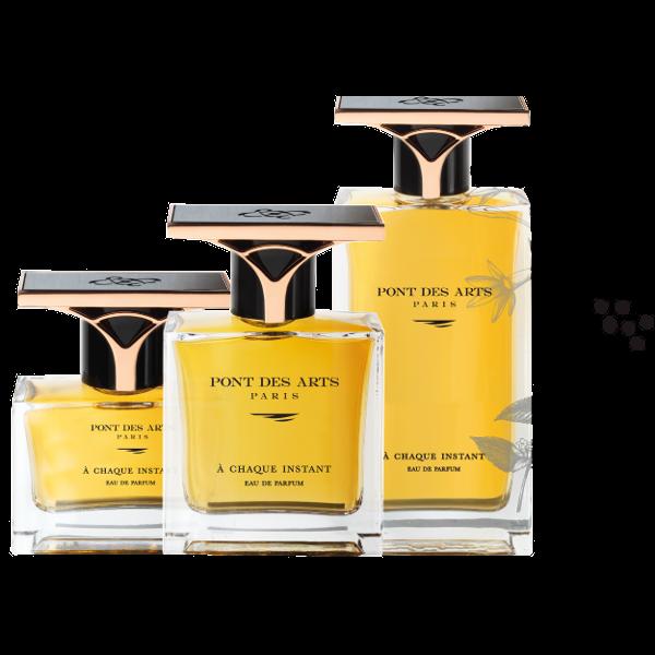 gamme parfum À chaque instant 50 ml de Pont des Arts Paris