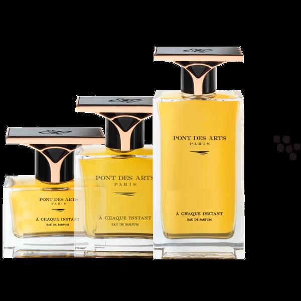 gamme parfum À chaque instant 100 ml de Pont des Arts Paris