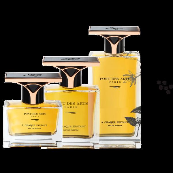 gamme parfum À chaque instant 30 ml de Pont des Arts Paris